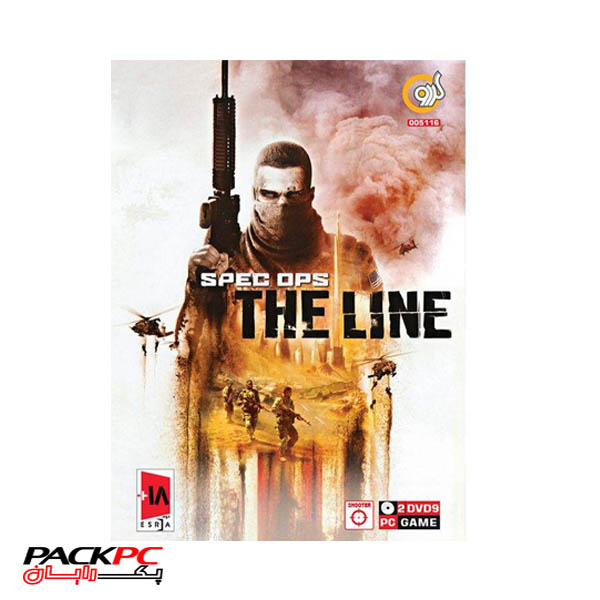 بازی Spec Ops: The Line مخصوص PC